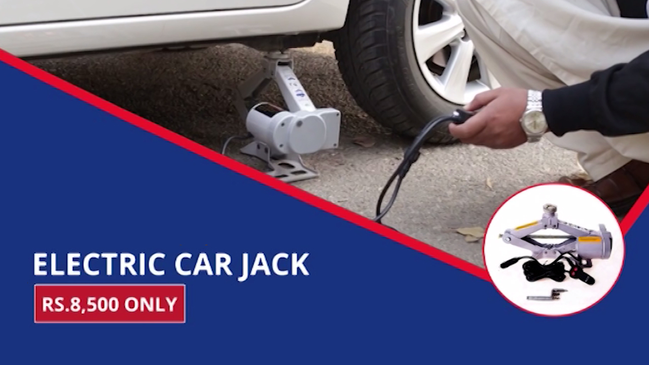 Electric Car Jack PakWheels Auto Shop Full Episode from
